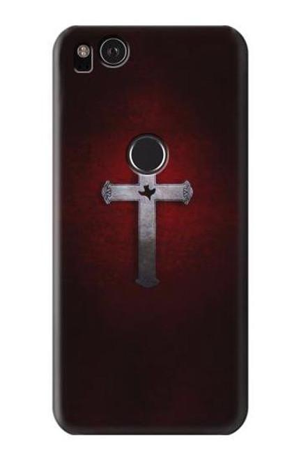 S3160 Christian Cross Case For Google Pixel 2 XL