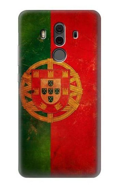 S2973 Portugal Football Soccer Euro 2016 Case For Huawei Mate 10 Pro, Porsche Design