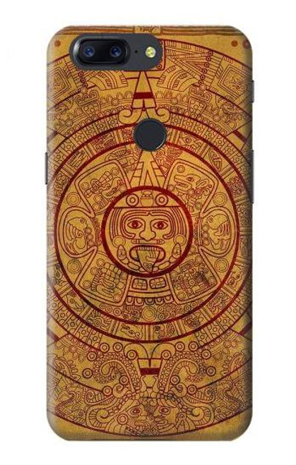 S0692 Mayan Calendar Case For OnePlus 5T