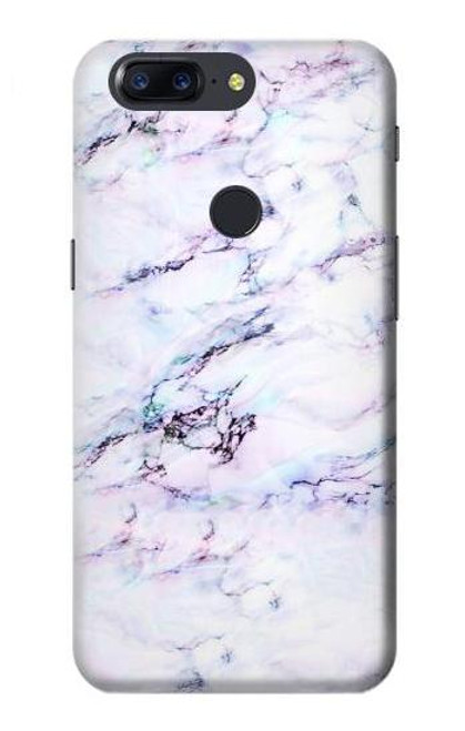 S3215 Seamless Pink Marble Case For OnePlus 5T