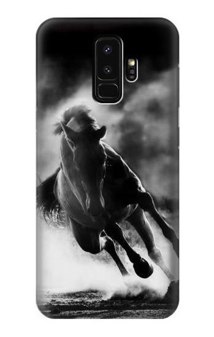 S1860 Running Horse Case For Samsung Galaxy S9 Plus