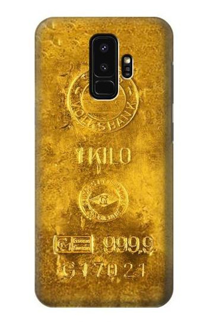 S2618 One Kilo Gold Bar Case For Samsung Galaxy S9 Plus