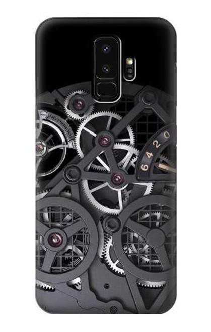 S3176 Inside Watch Black Case For Samsung Galaxy S9 Plus