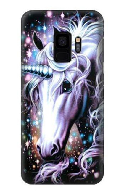 S0749 Unicorn Horse Case For Samsung Galaxy S9