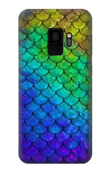 S2930 Mermaid Fish Scale Case For Samsung Galaxy S9