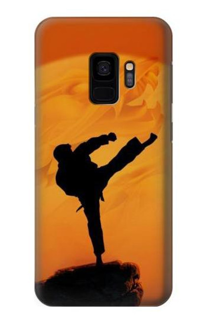 S3024 Kung Fu Karate Fighter Case For Samsung Galaxy S9