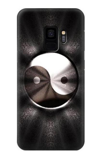 S3241 Yin Yang Symbol Case For Samsung Galaxy S9