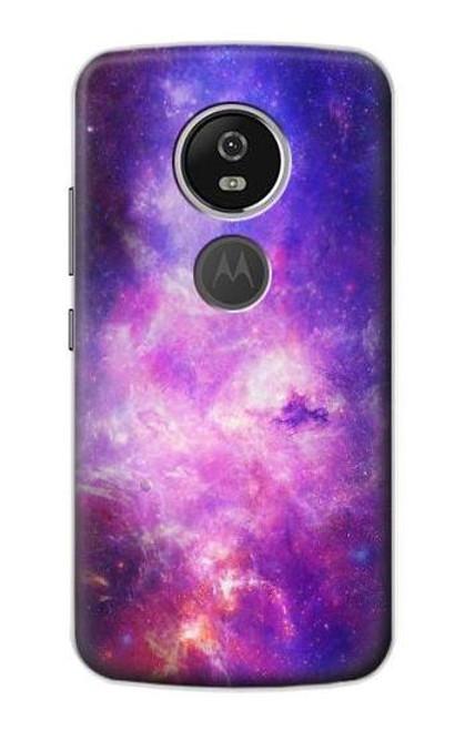 S2207 Milky Way Galaxy Case For Motorola Moto E5 Plus