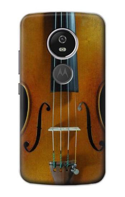 S3234 Violin Case For Motorola Moto E5 Plus