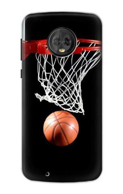 S0066 Basketball Case For Motorola Moto G6