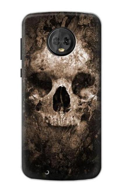 S0552 Skull Case For Motorola Moto G6