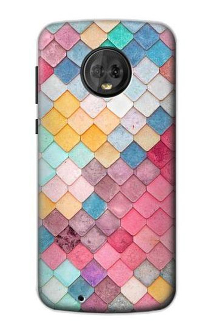 S2947 Candy Minimal Pastel Colors Case For Motorola Moto G6