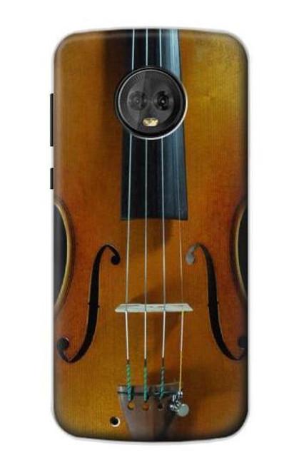 S3234 Violin Case For Motorola Moto G6