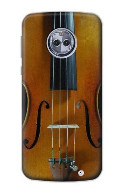 S3234 Violin Case For Motorola Moto G6 Plus