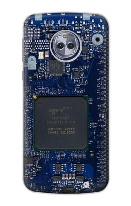 S0337 Board Circuit Case For Motorola Moto X4