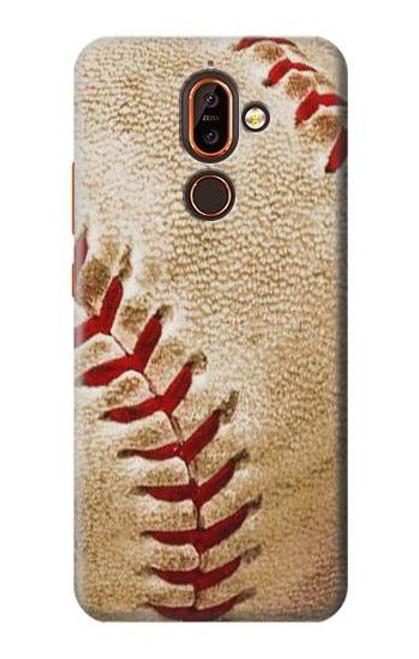 S0064 Baseball Case For Nokia 7 plus