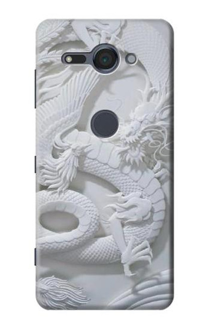 S0386 Dragon Carving Case For Sony Xperia XZ2 Compact