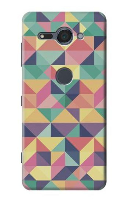 S2379 Variation Pattern Case For Sony Xperia XZ2 Compact