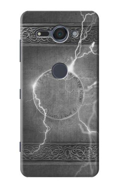 S2533 Thor Thunder Strike Hammer Case For Sony Xperia XZ2 Compact