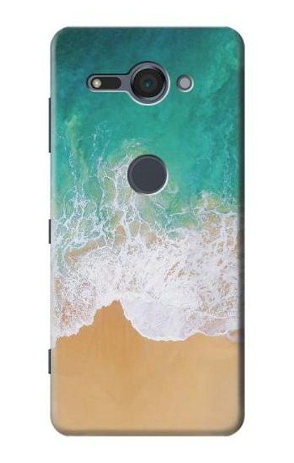 S3150 Sea Beach Case For Sony Xperia XZ2 Compact