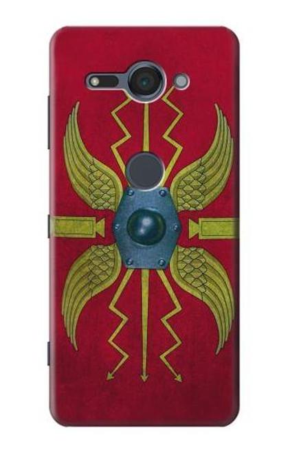 S3206 Roman Shield Scutum Case For Sony Xperia XZ2 Compact