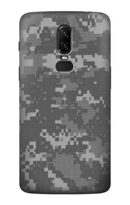S2867 Army White Digital Camo Case For OnePlus 6