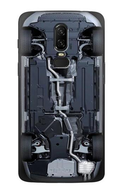S2926 Car Underbody Case For OnePlus 6