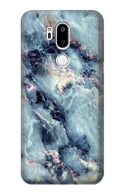 S2689 Blue Marble Texture Graphic Printed Case For LG G7 ThinQ