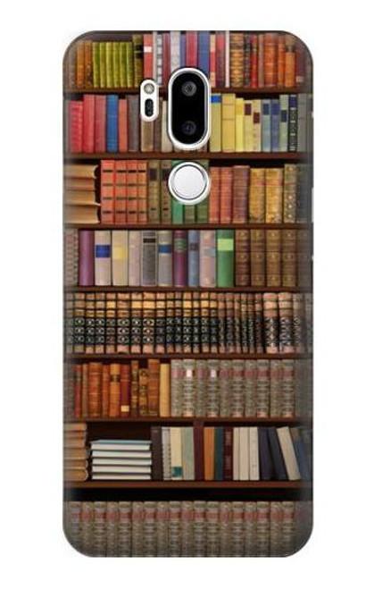 S3154 Bookshelf Case For LG G7 ThinQ