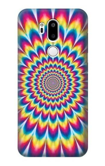 S3162 Colorful Psychedelic Case For LG G7 ThinQ