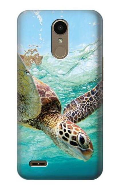S1377 Ocean Sea Turtle Case For LG K10 (2018), LG K30