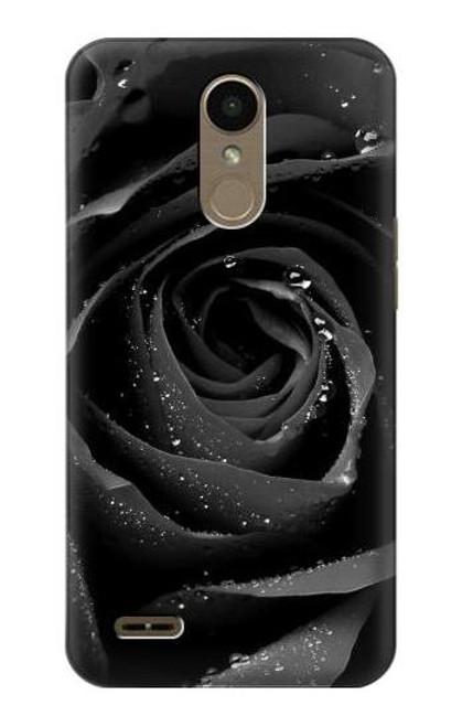 S1598 Black Rose Case For LG K10 (2018), LG K30