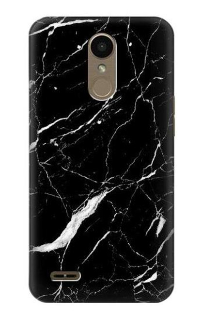 S2895 Black Marble Graphic Printed Case For LG K10 (2018), LG K30