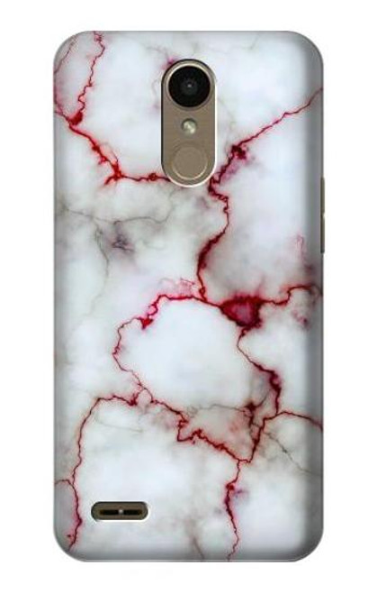 S2920 Bloody Marble Case For LG K10 (2018), LG K30