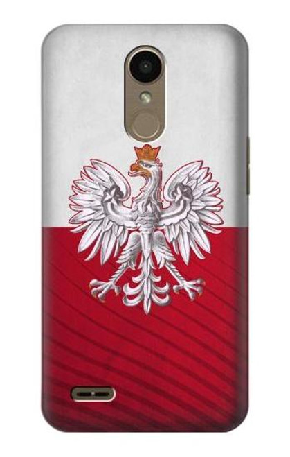 S3005 Poland Football Soccer Euro 2016 Case For LG K10 (2018), LG K30