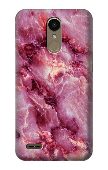 S3052 Pink Marble Graphic Printed Case For LG K10 (2018), LG K30