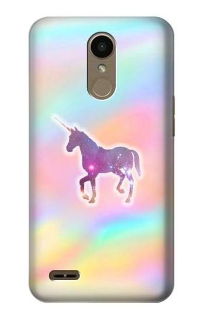 S3203 Rainbow Unicorn Case For LG K10 (2018), LG K30