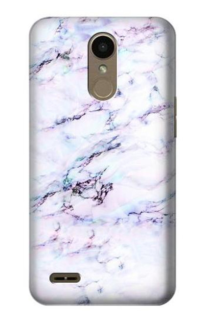 S3215 Seamless Pink Marble Case For LG K10 (2018), LG K30