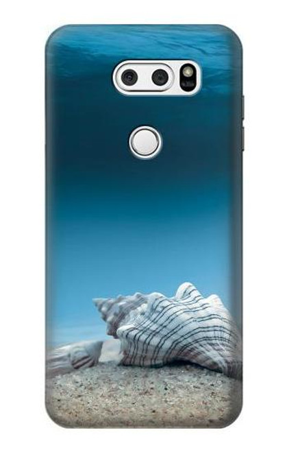 S3213 Sea Shells Under the Sea Case For LG V30, LG V30 Plus, LG V30S ThinQ, LG V35, LG V35 ThinQ