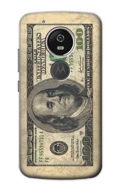 S0702 Money Dollars Case For Motorola Moto G6 Play, Moto G6 Forge, Moto E5