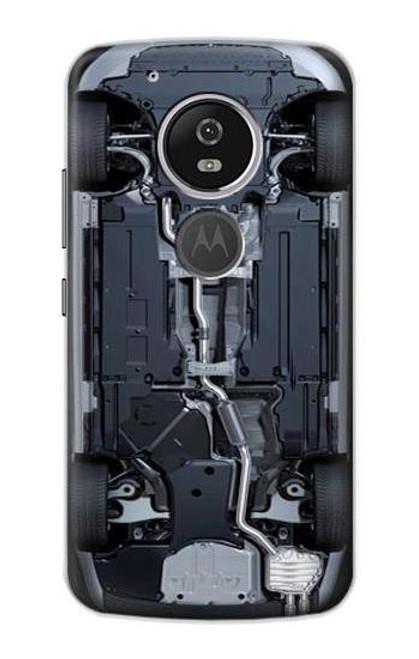 S2926 Car Underbody Case For Motorola Moto G6 Play, Moto G6 Forge, Moto E5
