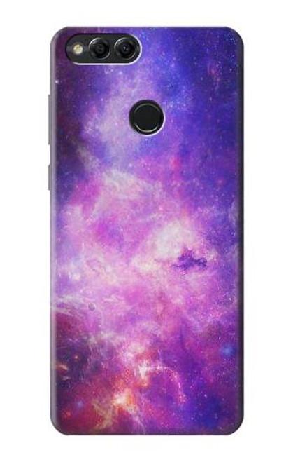 S2207 Milky Way Galaxy Case For Huawei Honor 7x, Huawei Mate SE