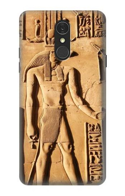 S0391 Egyptian Sobek Case For LG Q7