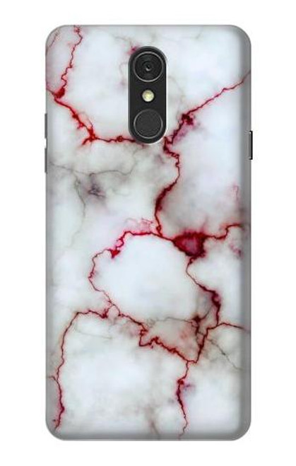 S2920 Bloody Marble Case For LG Q7