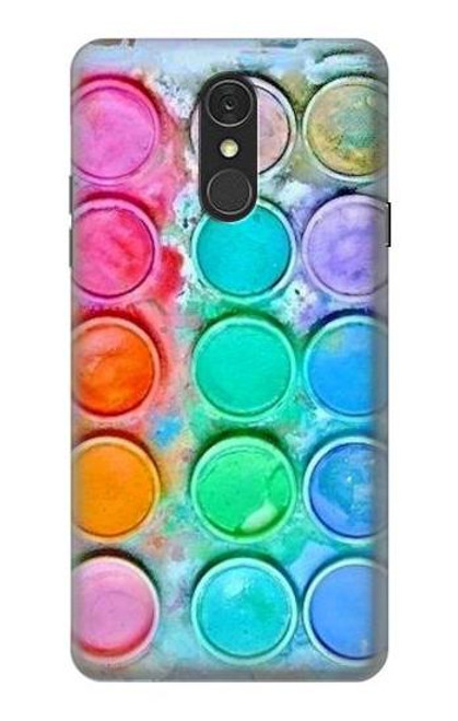S3235 Watercolor Mixing Case For LG Q7