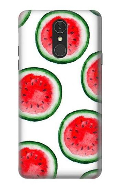 S3236 Watermelon Pattern Case For LG Q7
