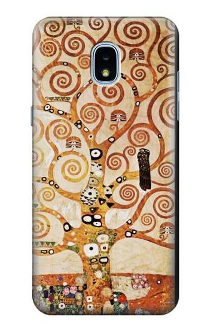 S2723 The Tree of Life Gustav Klimt Case For Samsung Galaxy J3 (2018), J3 Star, J3 V 3rd Gen, J3 Orbit, J3 Achieve, Express Prime 3, Amp Prime 3