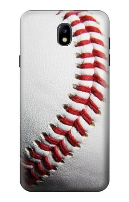 S1842 New Baseball Case For Samsung Galaxy J7 (2018), J7 Aero, J7 Top, J7 Aura, J7 Crown, J7 Refine, J7 Eon, J7 V 2nd Gen, J7 Star