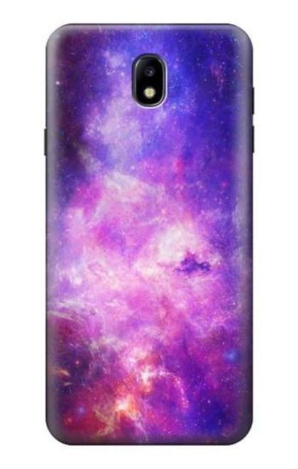 S2207 Milky Way Galaxy Case For Samsung Galaxy J7 (2018), J7 Aero, J7 Top, J7 Aura, J7 Crown, J7 Refine, J7 Eon, J7 V 2nd Gen, J7 Star