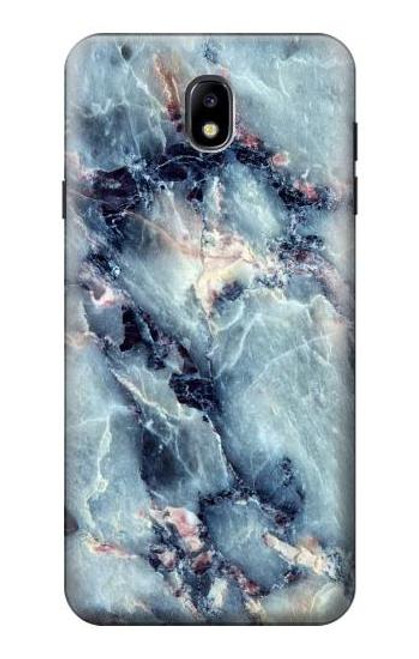 S2689 Blue Marble Texture Graphic Printed Case For Samsung Galaxy J7 (2018), J7 Aero, J7 Top, J7 Aura, J7 Crown, J7 Refine, J7 Eon, J7 V 2nd Gen, J7 Star